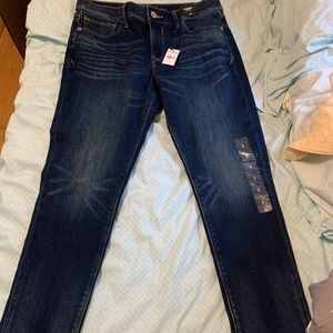 Express legging jeans size 8